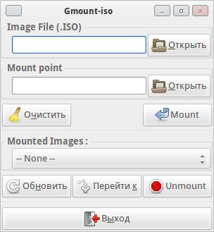 Программы работающие с iso образами
