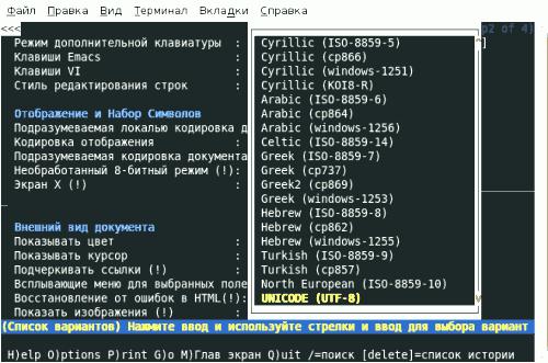 Python, tkinter - utf-8 converter
